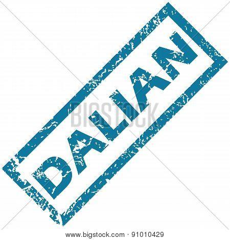 Dalian rubber stamp