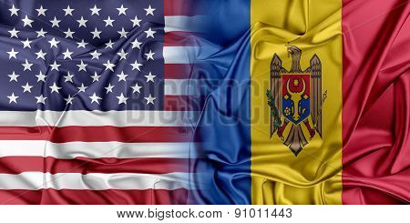 USA and Moldova.