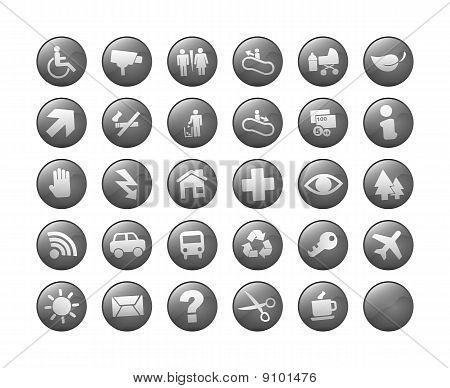 Symbols Icons Web