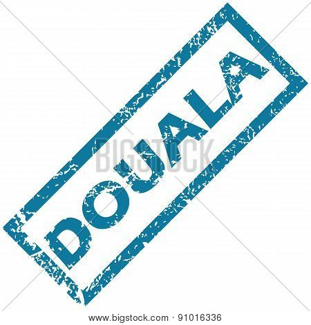 Douala rubber stamp