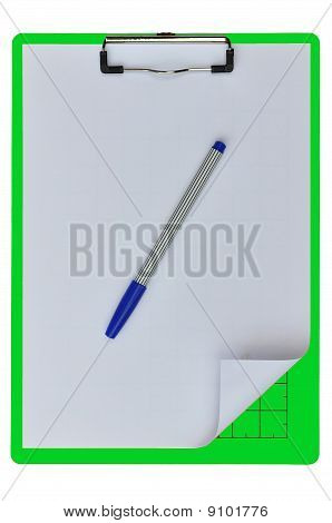 Green Color Writing Boards