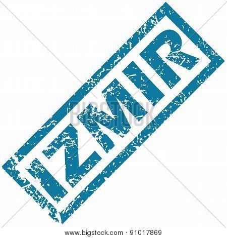 Izmir rubber stamp