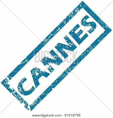 Cannes rubber stamp