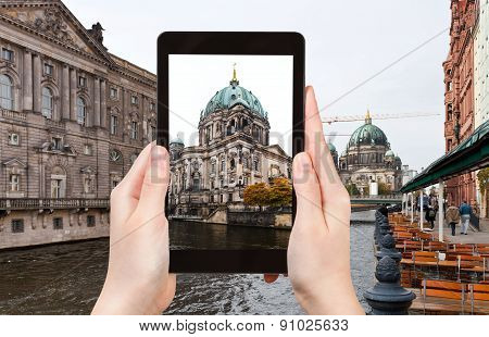 Photo Of Spree River And Berliner Dom