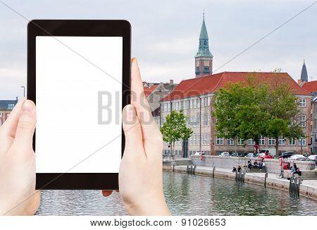 Tourist Photographs Of Frederiksholms Kanal