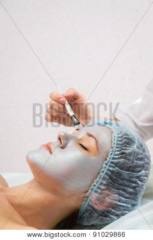 The cosmetic procedures for the face.