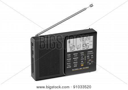 Digital Radio Black