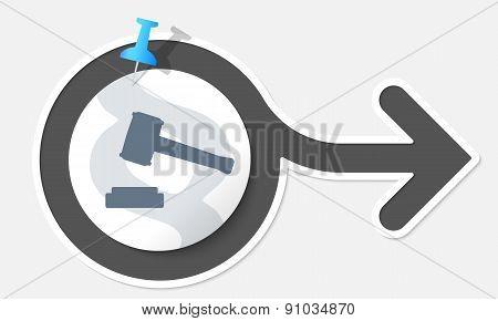Abstract Arrow