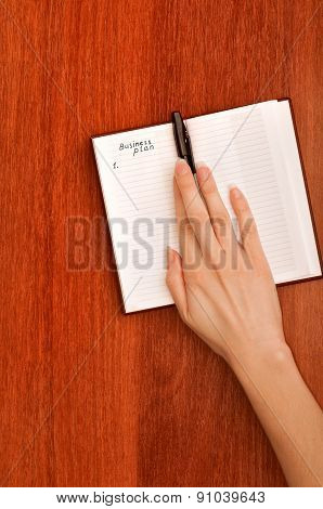 business book's for notes