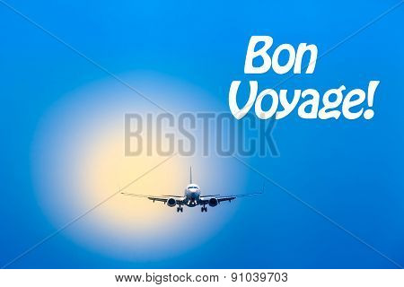 Air Travel - Bon Voyage