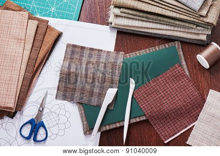 Tools For Quilt Applique