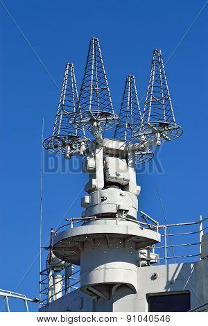Shipboard Antennas