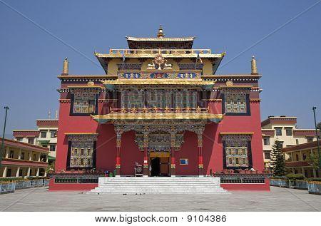 The Shechen Monastery, Kathmandu