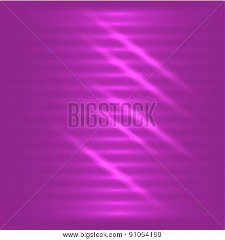Natural purple blurred background