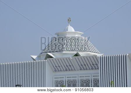 Masjid Raja Haji Fi Sabilillah a.k.a Masjid Cyberjaya at Cyberjaya, Malaysia