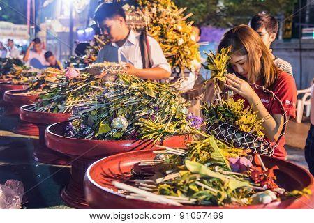 Inthakin Festival.