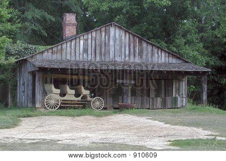 Barn And Buggy