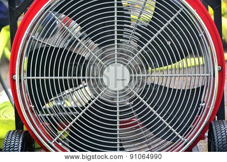 Industrial Ventilator Fan