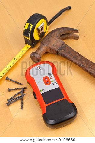 Tools For Finding Wall Studs