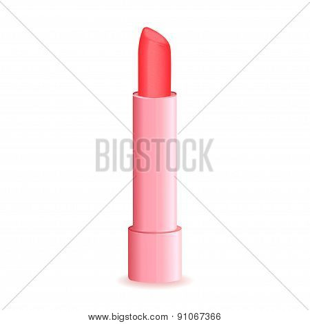 Colorful Lipstick Vector