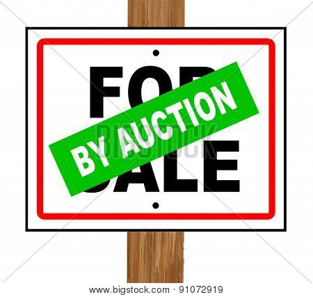 By Auction