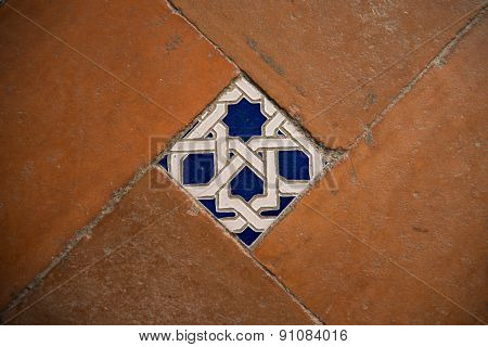 Traditional Spanish tiles
