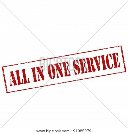 All In One Service
