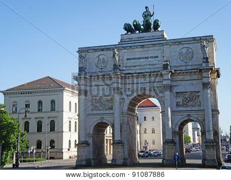 Landmark of Munich
