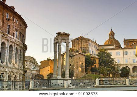 Teatro Di Marcello, Rome - Italy