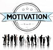 image of motivation talk  - Motivation Inspiration Motivate Trust Inspire Concept - JPG