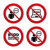 stock photo of bans  - No - JPG