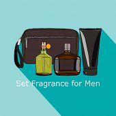 image of fragrance  - set of men - JPG