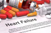 pic of stagnation  - Heart Failure  - JPG