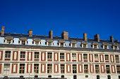 Ancient Europe Building Out Of Versailles Palace,paris poster
