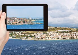 picture of messina  - travel concept  - JPG