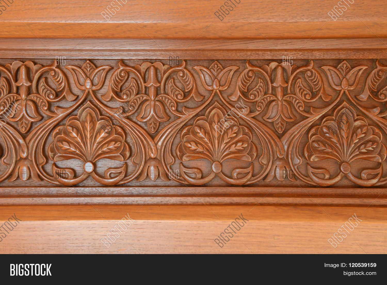 Wood carving designs furniture - Detailed Islamic Wood Carved Design Islamic Design Carved On Wooden Panel