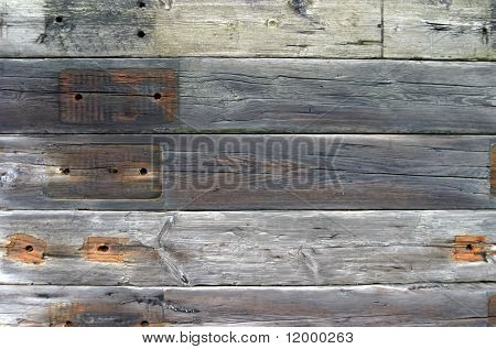 Background, Old Railway Sleepers