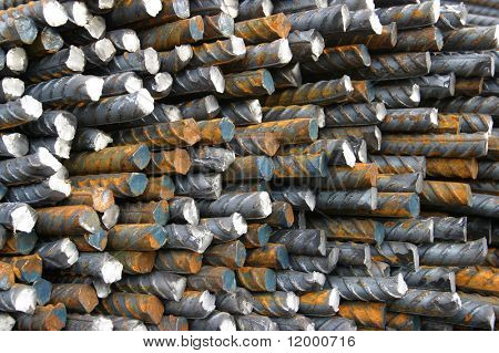 Steel Bars (concrete reinforcing)