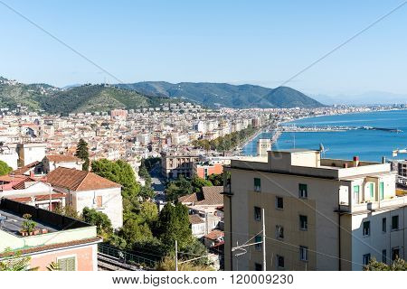 Salerno Panorama - Italia