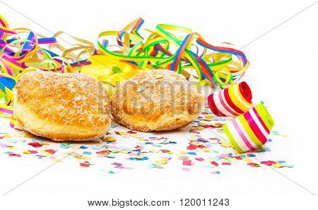 Donuts, Carnival Decoration