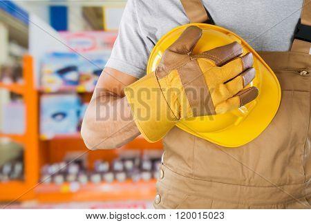Manual worker.