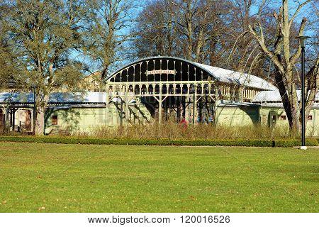 The Brunnshallen