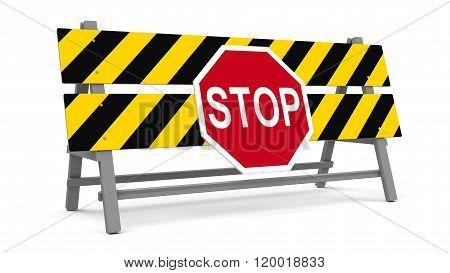 Stop Barrier