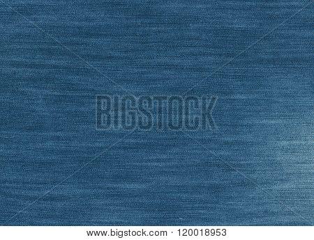 Light Blue Denim Textile Texture.