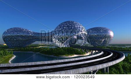 Future City on the coast