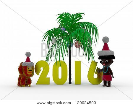 New Year In Africa
