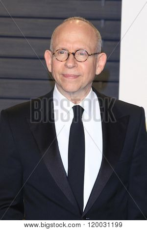 BEVERLY HILLS - FEB 28: Bob Balaban at the 2016 Vanity Fair Oscar Party on February 28, 2016 in Beverly Hills, California