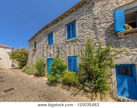 Traditional Croatian Apartment Complex