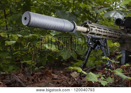 Quiet Shooter