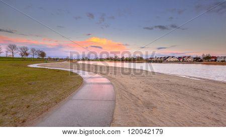 Urban Recreational Area